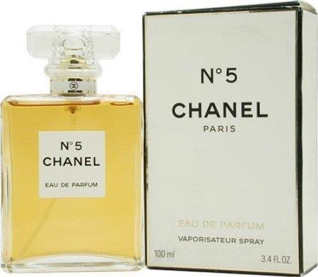Chânel No_5 Eau De Parfum Spray for Woman EDP 3.4 fl oz,...