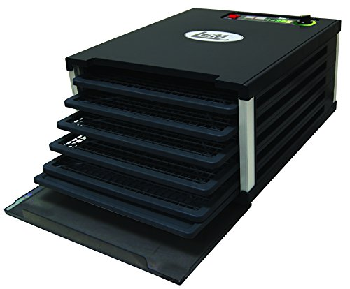 Why Choose LEM Products 1154 Stainless Steel Professional 10-Tray Digital Dehydrator
