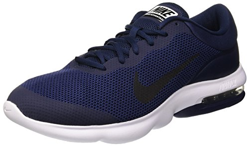 Nike Men's Air Max Advantage Shoes Midnight Navy/Obsidian/White 8