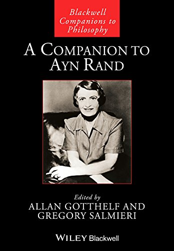 A Companion to Ayn Rand (Blackwell Companions to Philosophy) (English Edition)