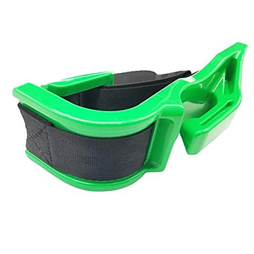 Simdaortawery Cinturón de seguridad de embarazo Cinturón de maternidad Bump Proteger al bebé no nacido cómodo bebé Bump cinturón para embarazadas madres vientre verde