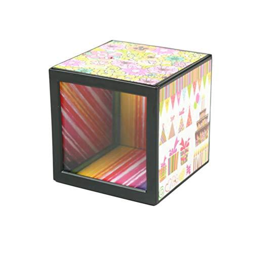 YeahiBaby Magic Box Münze Bank Zaubertricks Party Gefälligkeiten Party Ergänzungen Piggy Banks Stocking Stuffers