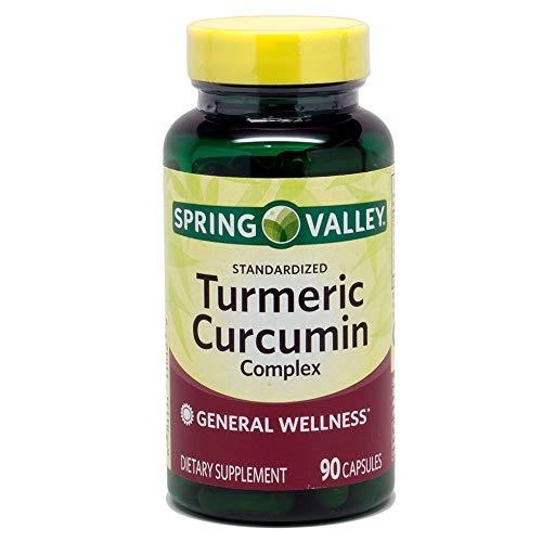 cheap Spring Valley-Turmeric, Curcumin, 90 Capsules
