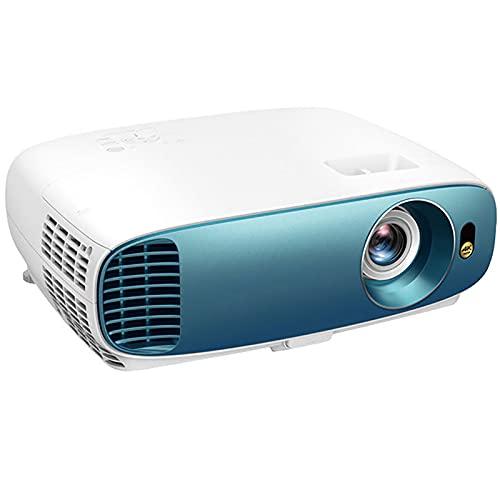 Proyector Cine en casa con HDR y HLG | 3000 lúmenes para iluminación Ambiental | 96% Rec.709 para Colores precisos |Keystone para una fácil configuración, resolución: 3440 * 2160