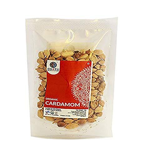 Dhatu Certified Organic Cardamomo intatto - 50g