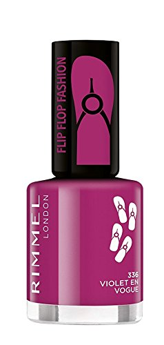 Rimmel 60 seconden Super Shine nagellak Flip Flop 336, 8 ml