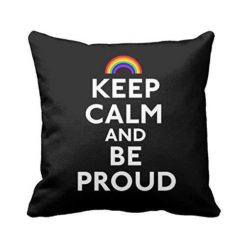 N / A Cuscino per Divano Pride Lesbian Gay Fodera per Cuscino