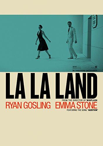 La La Land (2016) Film Plakat, Film Poster, Ryan Gosling, Emma Stone Plakat