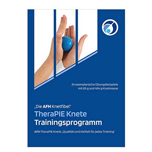 Knetfibel | Trainingsprogramm | Übungsprogramm für Therapie Knete Knetmasse