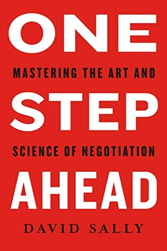 One Step Ahead Mastering the Art and Science of Negotiation product image