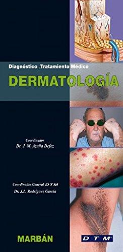Diagnóstico y tratamiento medico. Dermatología