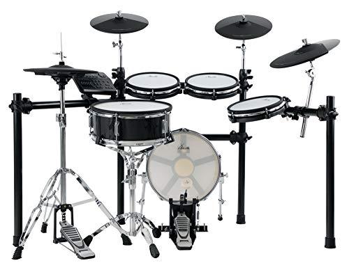 XDrum DD-650 Mesh E-Drum Kit - elektronisches Schlagzeug mit echter HiHat - 14