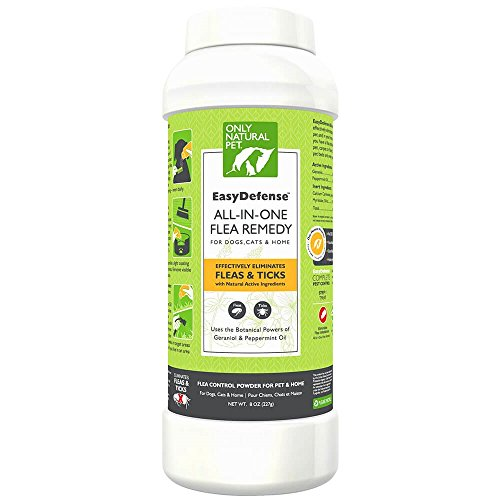 Only Natural Pet EasyDefense All-in-One Flea Remedy - Natural...