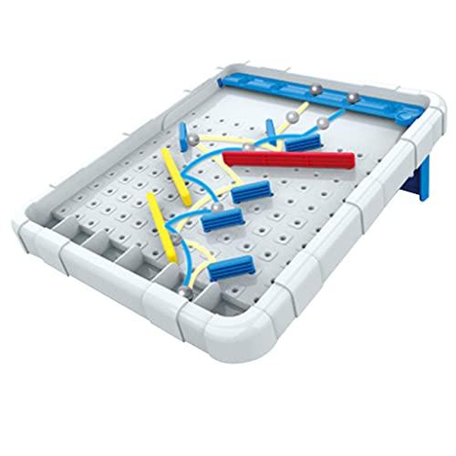 Colcolo Montessori Labyrinth Marbles Puzzle Maze Kids Challenge Juego de