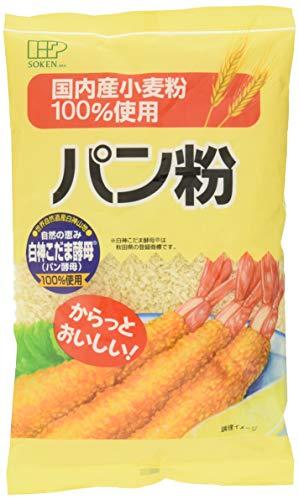 [創健社] 乾燥 パン粉 150g×5 /国内産小麦粉100% 使用