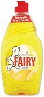 Fairy Lemon Washing Up Liquid (433ml) - Pack of 2