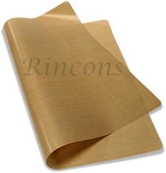 Teflon Non Stick Sheet 24x16 Heat Transfer Tshirt Press