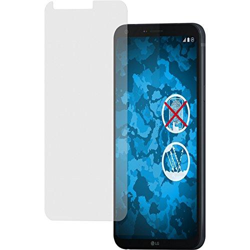 Preisvergleich Produktbild PhoneNatic 2er-Pack Displayschutzfolien matt kompatibel mit LG Q6