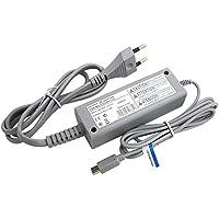 Nintendo WII U gamepad ue adaptador de ca fuente de alimentación del cable por cable