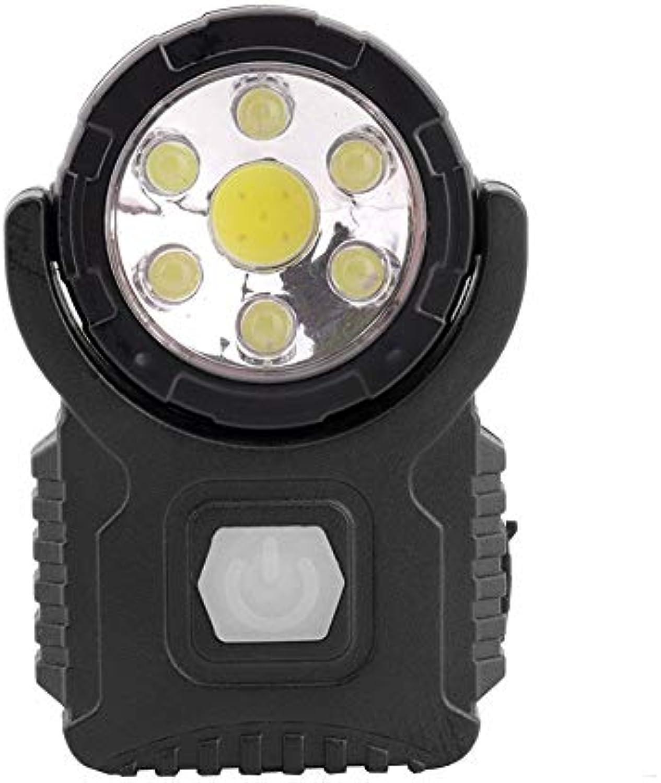 Stirnlampen 7 Led Cap Light Scheinwerfer Clip-On Cap Scheinwerfer 3-Mode Magnetic Led Work Light Angeln Laufen Camping