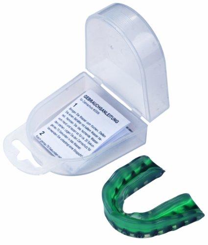 Hammer Boxing Schutzausrüstung Zahnschutz, grün