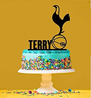 spurs birthday cake