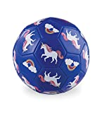 Crocodile Creek - Rainbow Unicorn - Kids Soccer Ball, 7' Size 3, 1 EA