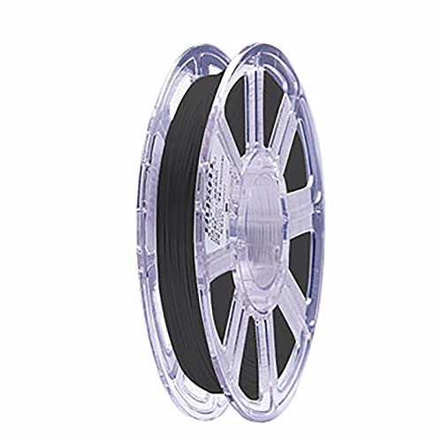 Yimihua 3D printing filament PLA filament 1.75mm low odor filament, 0.25 kg 1 spool printing material, used for 3D printer and 3D pen, white PLA