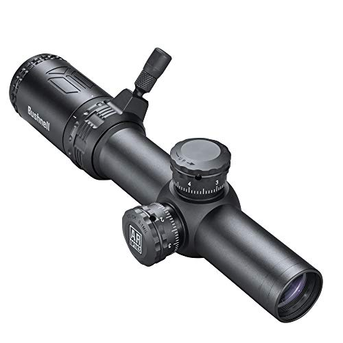 Bushnell AR Optics, 1-4x24 Drop Zone Optics , Black