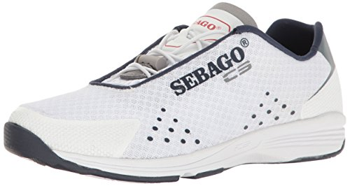 Sebago Sebago Cyphon Sea Sport Segelschuh Damen White, Größe EU 38 (US 7,5)