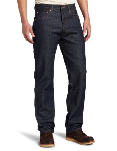 Price comparison product image Levi's Men's 501 Shrink To Fit Jean,  Rigid STF,  40x36