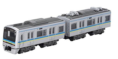 [2 voitures en haut + milieu] B train Shorty Chiba New Town Railway 9200 forme