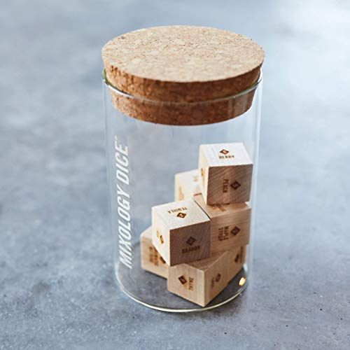 Mixology Dice® (tumbler) // Craft cocktail gift, bartender gift, gift for dad, Father's Day gift