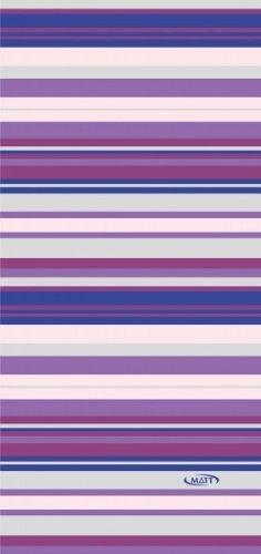 Mat écharpe Chiffon de Miracle Chiffon (Multifonction), Adulte Mixte, Stripes 564