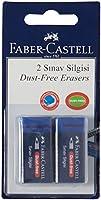 Faber-Castell 5500187170 F.C. 2 Li 24 Lu Sinav Silgisi