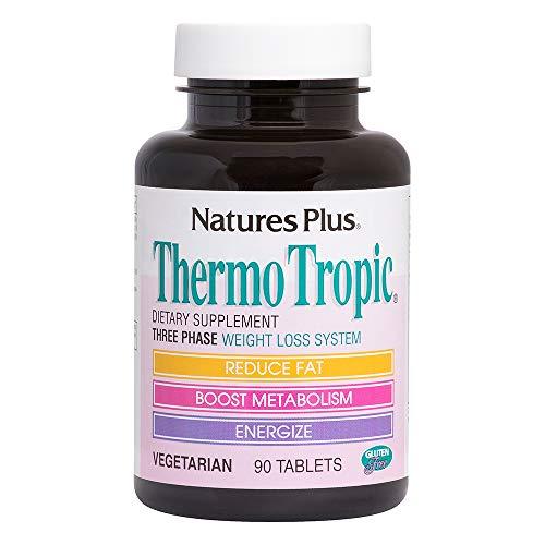 NaturesPlus Thermo Tropic - 100 mg Garcinia Cambogia, 90 Vegetarian...