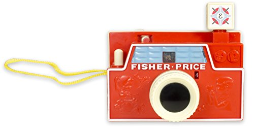 Fisher-Price Classic Changeable Picture Disk Camera