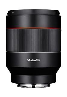 Samyang SYIO50AF-E 50mm F1.4 Full Frame Auto Focus Lens for Sony E-Mount, Black (B074V6V4KX)   Amazon price tracker / tracking, Amazon price history charts, Amazon price watches, Amazon price drop alerts
