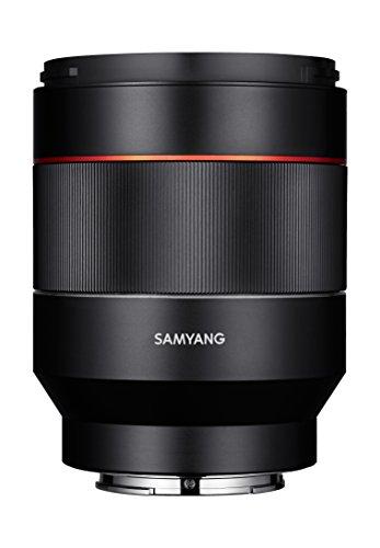 Samyang SYIO50AF-E 50mm F1.4 Full Frame Auto Focus Lens for Sony E-Mount, Black