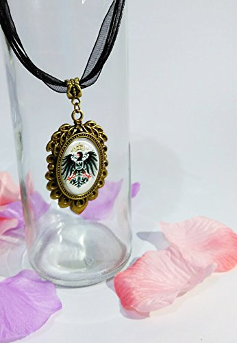 Dreamcosplay APH Axis Powers Hetalia Prussia Logo Necklace