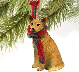 Australian Cattle Dog Miniature Ornament - Red
