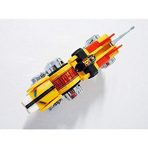 Die Cast Voltron Yellow Lion The Defender of The Universe