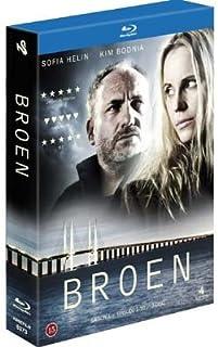 Broen: Season 1 (Blu-ray) (The Bridge) (The Tunnel) (2011) (Region 2) (Origine Scadinavian) (Sans Langue Francaise)