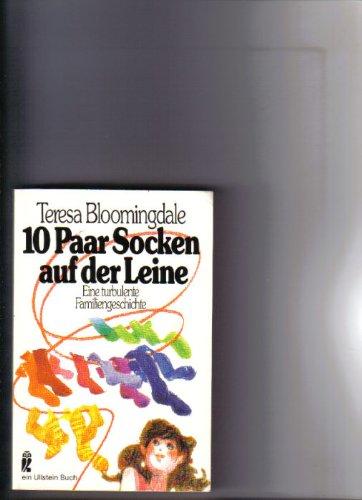 Zehn Paar Socken auf der Leine. (7593 996). Eine turbulente Familiengeschichte.