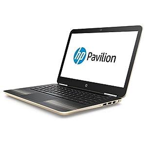 HP 14 Inch Premium Notebook Laptop Computer (Intel Core i3-6100U 2.3GHZ, 8GB RAM, 1TB Hard Drive, HD Webcam, Backlit Keyboard, Windows 10 Home) (Certified Refurbished)