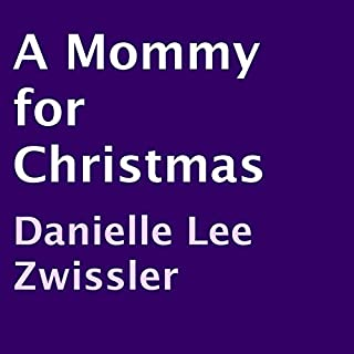 A Mommy for Christmas audiobook cover art