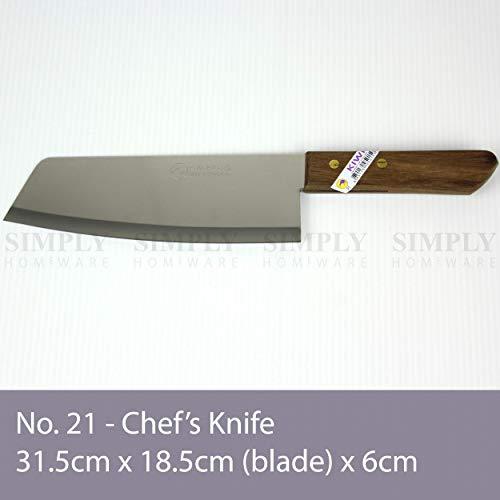 Kiwi Kochmesser Nr. 21 aus Stahl Messer Thailand