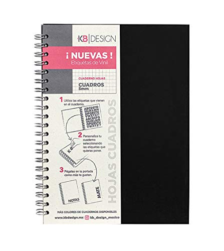 cuaderno profesional de doble raya fabricante KB Design
