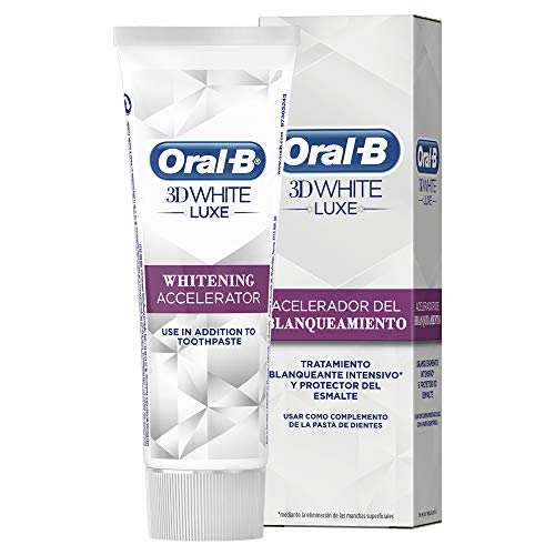 ISOWO SERVICES SL** Oral-b 3d weiß luxe whitening accelerator - 75 ml