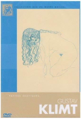Gustave Klimt : Papiers Erotique [FR Import]